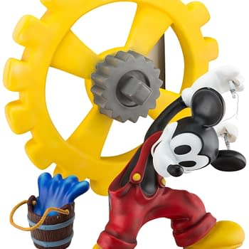Add More Vintage Disney Store Magic With This Adorable Mickey Statue