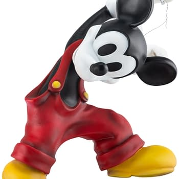 Add More Vintage Disney Store Magic with this Adorable Mickey Statue!