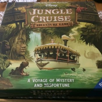 Disney's Jungle Cruise Adventure Game by Ravensburger: A Review
