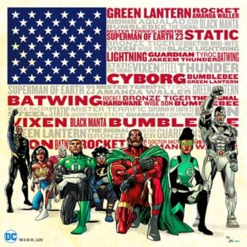 DC Comics Takes The Knee For Juneteenth