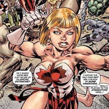 Savage Dragon #249 First Superhero Comic to Address COVID-19 Directly