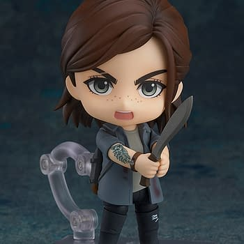 The Last of Us Ellie Gets Her Own Nendoroid from Good Smile Company