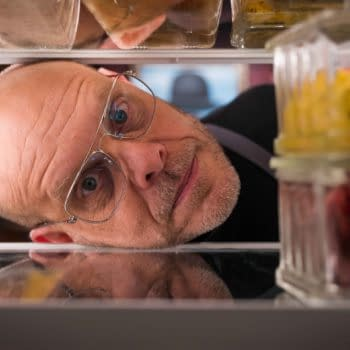 Alton Brown takes stock of stock in Good Eats: Reloaded (Image: Cooking Channel)