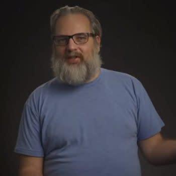 Dan Harmon, co-creator of Rick and Morty (Image: Adult Swim)