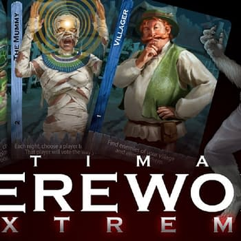 Ultimate Werewolf Extreme Hitting Kickstarter In Late Summer 2020