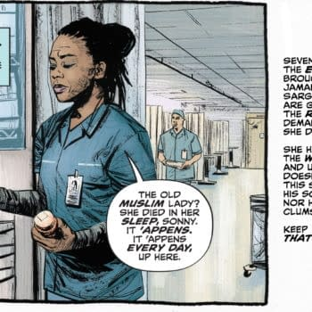 John Constantine Vs Racist Ghosts in Hellblazer #6 (Spoilers)