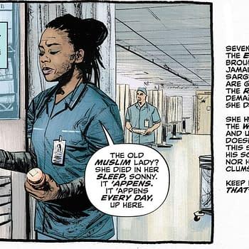 John Constantine is a Virus &#8211 Hellblazer #6 (Spoilers)