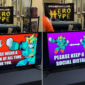 Hero Hype &#8211 Comic Cons Still Going On in Florida This Summer