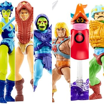 Masters Of The Universe Origins Figure Photos Debut Online
