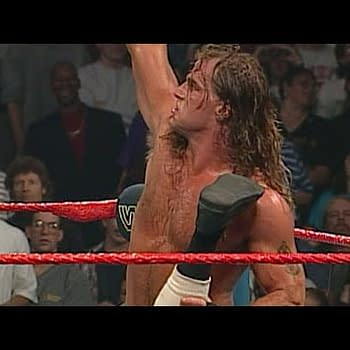 Shawn Michaels Remembers Diesel Using Mad Dog Vachons Leg at IYH 7