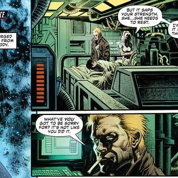 John Constantine No Longer in the Justice League (Spoilers)