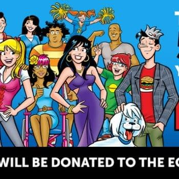 Archie Comics to Donate 100% of Online Sales to EJI