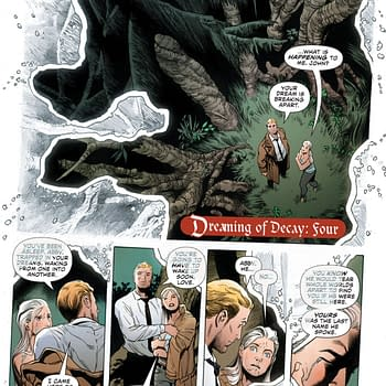 Constantine Can See His Own Pencils (Justice League Dark #22 Spoilers)