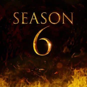 Lucifer is returning for season 6 (Image: Netflix)