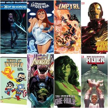 Full Marvel Comics September 2020 Solicitations &#8211 So Far