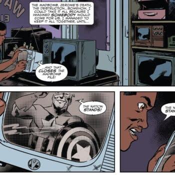 Marvels Snapshots: Captain America Is a Well-Timed BLM Comic