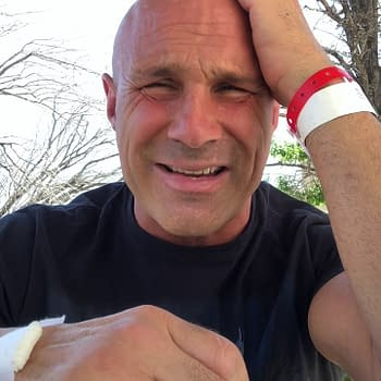 Christopher Daniels Gets a Camera in his Butt in Being the Elite 206