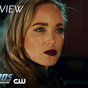 Legends of Tomorrow EPs on What Saras Season 6 Alien Abduction Means