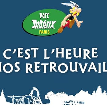 Parc Astérix Opens Its Doors on Monday With Sickle Distancing