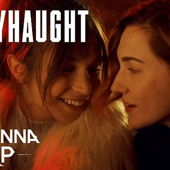 Wynonna Earp Releases Two WayHaught Season 4 Preview Images