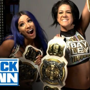 Sasha Banks and Bayley Are The Best Thing Going in WWE Right Now