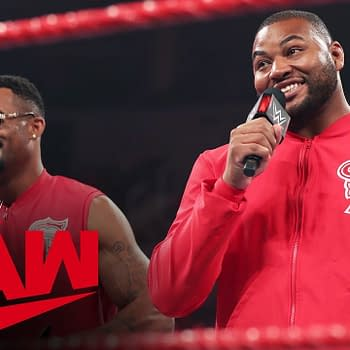 WWE Star Montez Ford Finally Explains What The Smoke Is