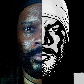 The Walking Dead Offers Look Back at Live-Action Comic Book Tyreese