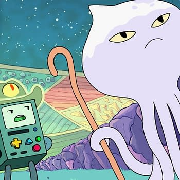 Adventure Time: Distant Lands Preview: BMO Lassos Someones Lunch