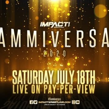 Slammiversary 2020 Goes Down July 18th LIVE on Pay Per View!