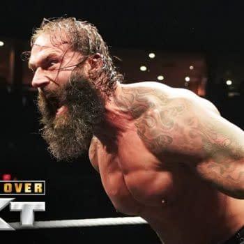 Jaxson Ryker brings a path of destruction: NXT TakeOver: XXV