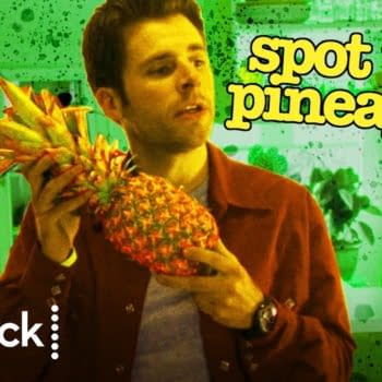 CHALLENGE: Spot the Pineapple in (Almost) Every Episode of Psych!
