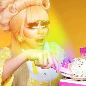 Meet Trixie Mattel &#038 Her Tiny Gay Cake (Sorry Its Not a Dirty Joke)