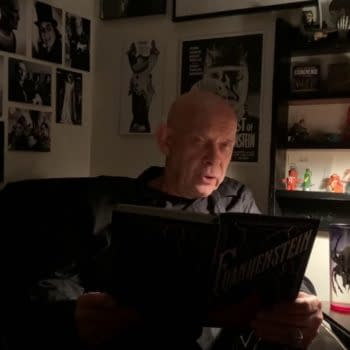 Hellraiser Icon Doug Bradley Launches YouTube Channel And Its Awesome