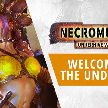 Necromunda: Underhive Wars Gets A New Cinematic Trailer