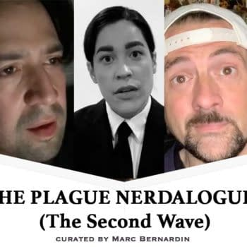 Miranda, Smith, Gustin, Barrett & More Join Plague Nerdalogues for BLM
