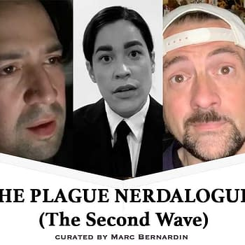 Miranda Smith Gustin Barrett &#038 More Join Plague Nerdalogues for BLM