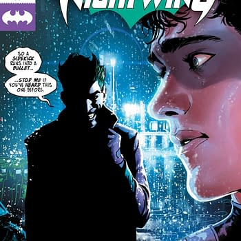 Nightwing #71 Review: This Is All as Dumb as It Sounds