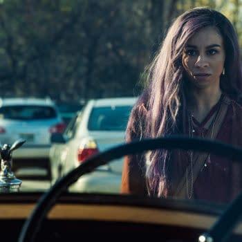 Jahkara Smith is Maggie in NOS4A2, courtesy of AMC.