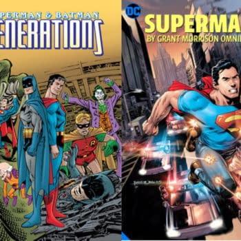 DC Adds John Byrne Generations and Grant Morrison Superman Omnibuses