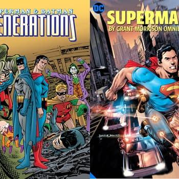 DC Adds John Byrne Generations Grant Morrison Superman Omnibuses