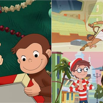 Peacock Previews Wheres Waldo Curious George &#038 Cleopatra in Space
