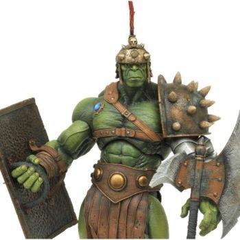 New Diamond Select Marvel Include Thanos, Hulk, Doom and Logan