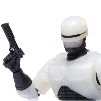 RoboCop Glows in the Dark with Hiya Toys Halloweenfest Exclusive