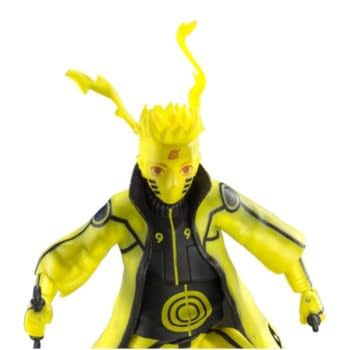 Naruto Get Karama Link Mode SDCC Exclusive Figure from Toynami