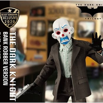 Bank Robber Joker Returns With Beast Kingdom SDCC Exclusive