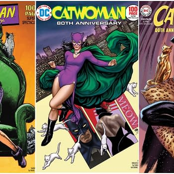 The Back-Order List 6/3/2020: Lots of DC with Catwoman 80th #1 Leading