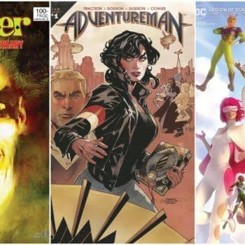 The Back-Order List 6/10/2020: Joker 80th, Adventureman #1, and LOSH