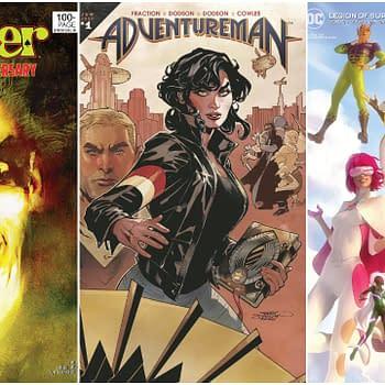 The Back-Order List 6/10/2020: Joker 80th Adventureman #1 and LOSH