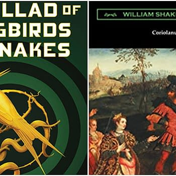 Comparing The Hunger Games Prequel Book and Shakespeares Coriolanus
