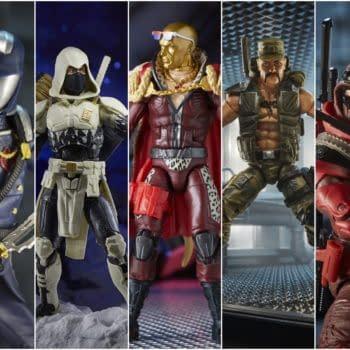 Hasbro Reveals A Bunch Of New GI Joe Classified Series Figures
